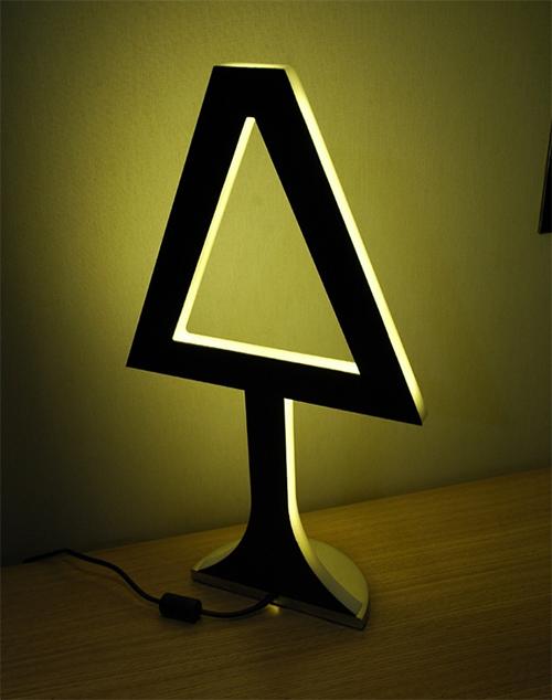 funky table lamps  warisan lighting, Lighting ideas
