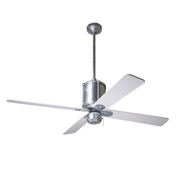 galvanized ceiling fans photo - 10