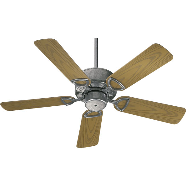 galvanized ceiling fans photo - 5