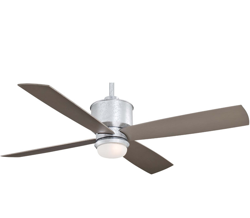 galvanized ceiling fans photo - 7