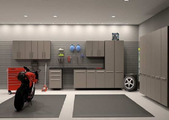 garage led ceiling lights photo - 1