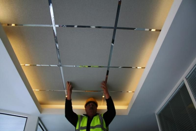 garage led ceiling lights photo - 3