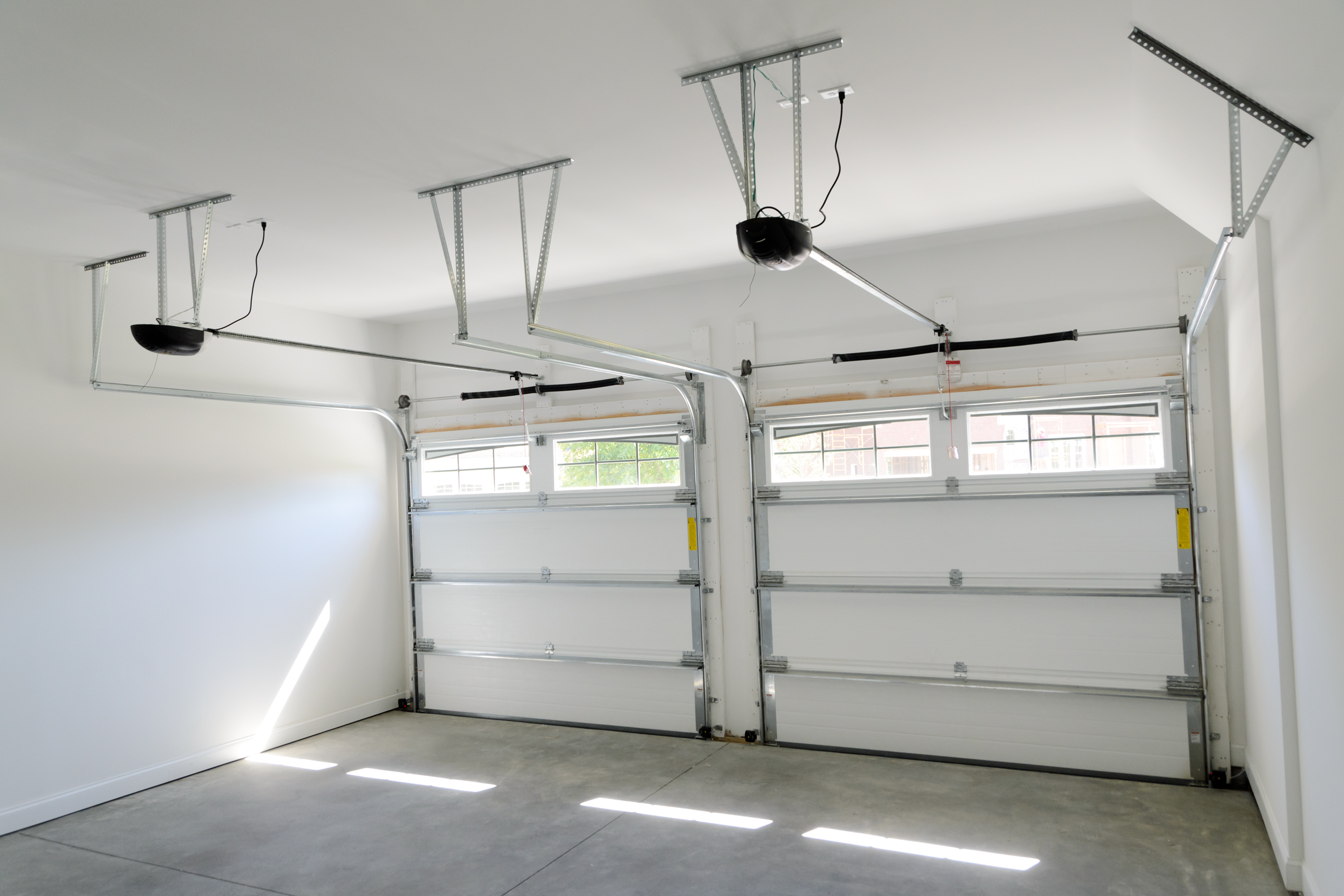 garage led ceiling lights photo - 7