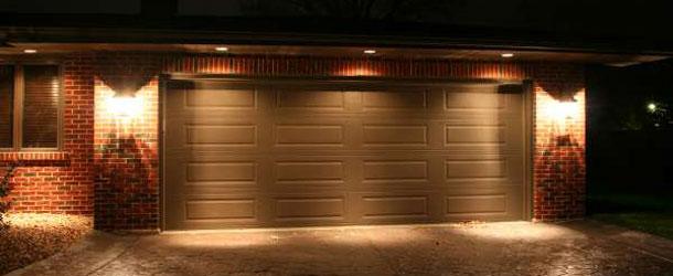 garage outdoor lights photo - 10