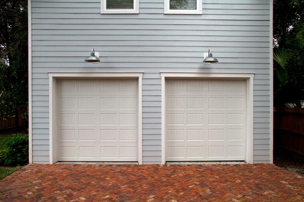 garage outdoor lights photo - 2