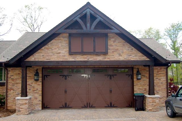 garage outdoor lights photo - 4