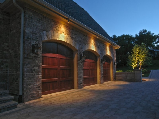 Outdoor Garage Lighting Ideas Show Home Design