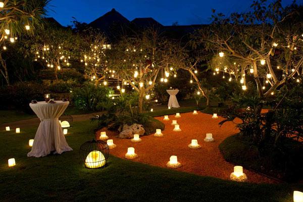 garden lamps photo - 2