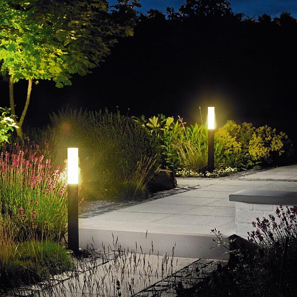 garden outdoor lights photo - 3
