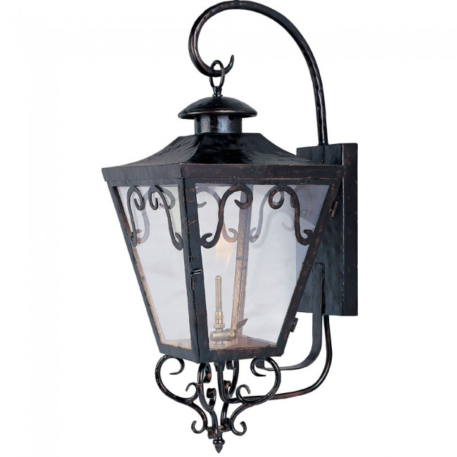 gas lamps outdoor lighting photo - 6