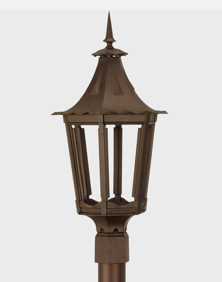 gas lamps outdoor lighting photo - 9