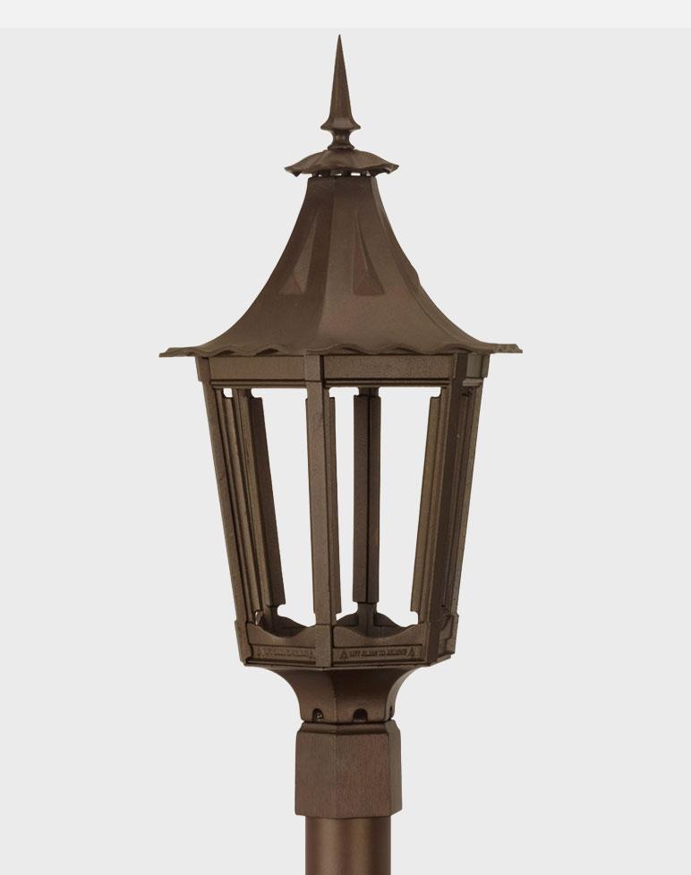 gas lamps outdoor lighting photo - 9