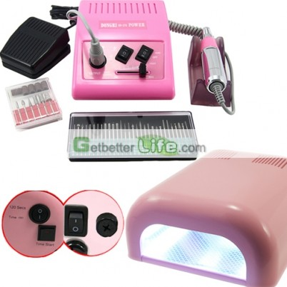 gel uv lamp photo - 1
