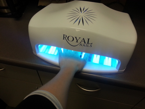 gel uv lamp photo - 10