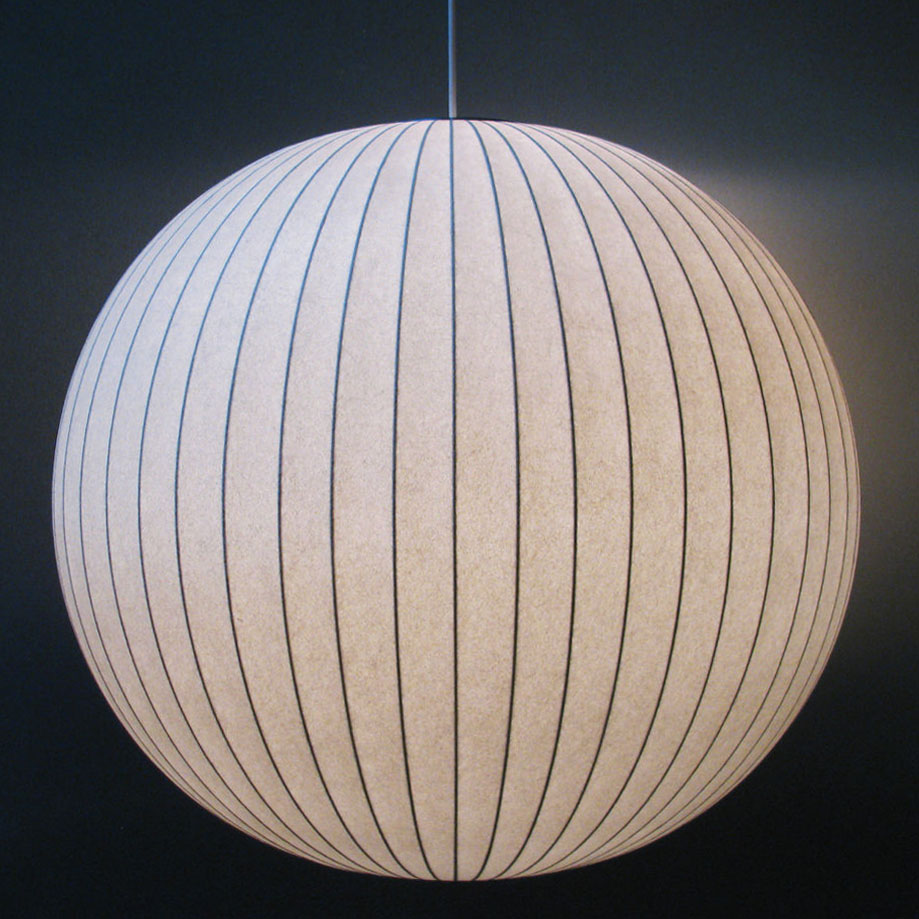 george nelson lamps photo - 10