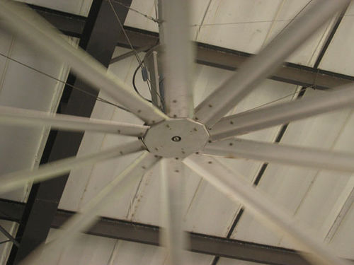 giant ceiling fans photo - 1