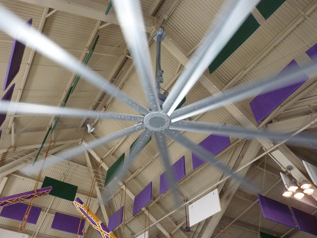 giant ceiling fans photo - 5