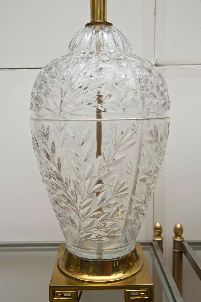 ginger jar lamps photo - 7