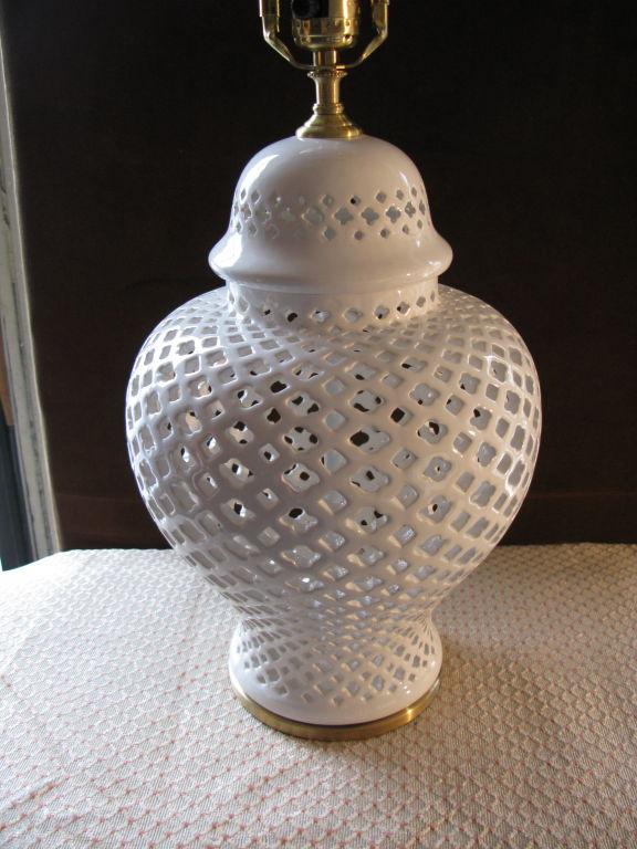 Ginger Jar Lamps Photo   8
