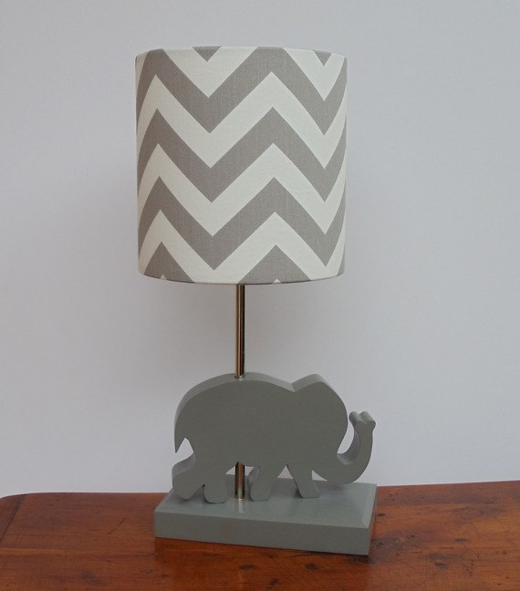 girl nursery lamps photo - 6