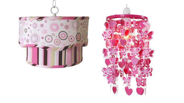 girls ceiling lights photo - 2