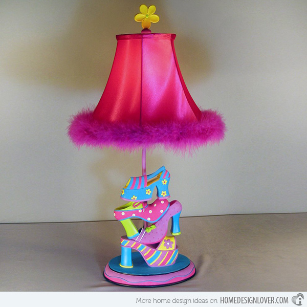girls lamps photo - 1