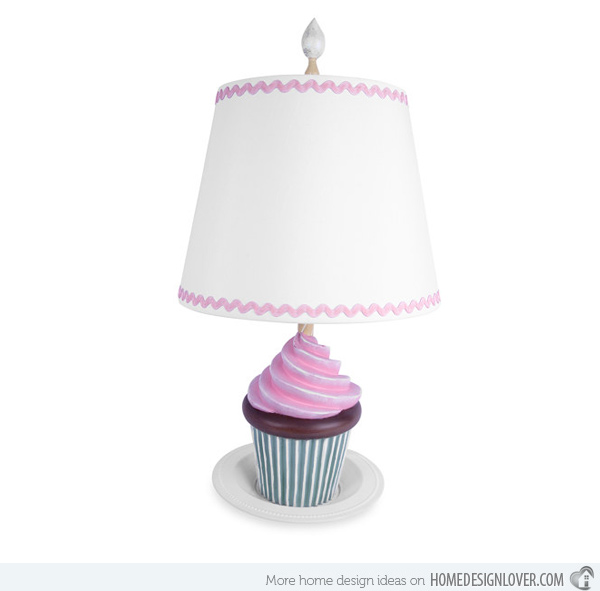 girls lamps photo - 3