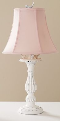 girls room lamps photo - 1