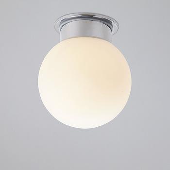 glass ball ceiling lights photo - 5