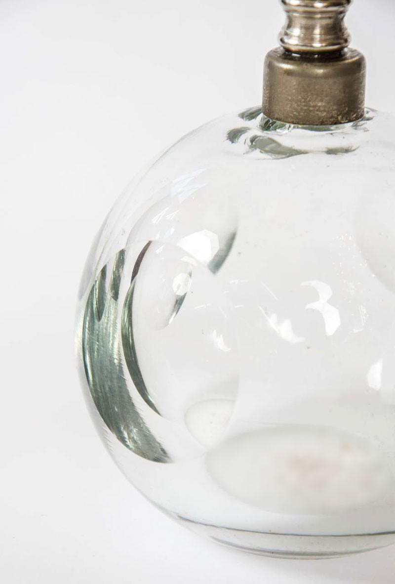 glass ball lamps photo - 4
