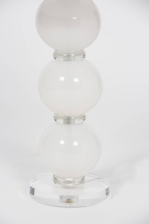 glass ball lamps photo - 5