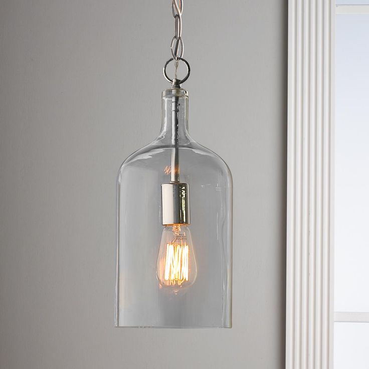 glass ceiling lights pendant photo - 4