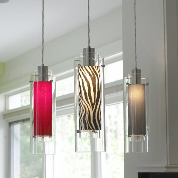 glass ceiling lights pendant photo - 9