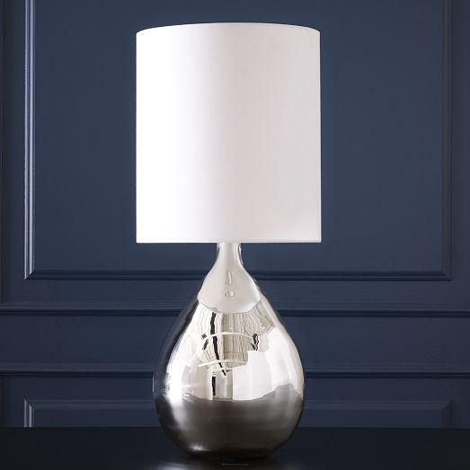 glass jug lamp photo - 9