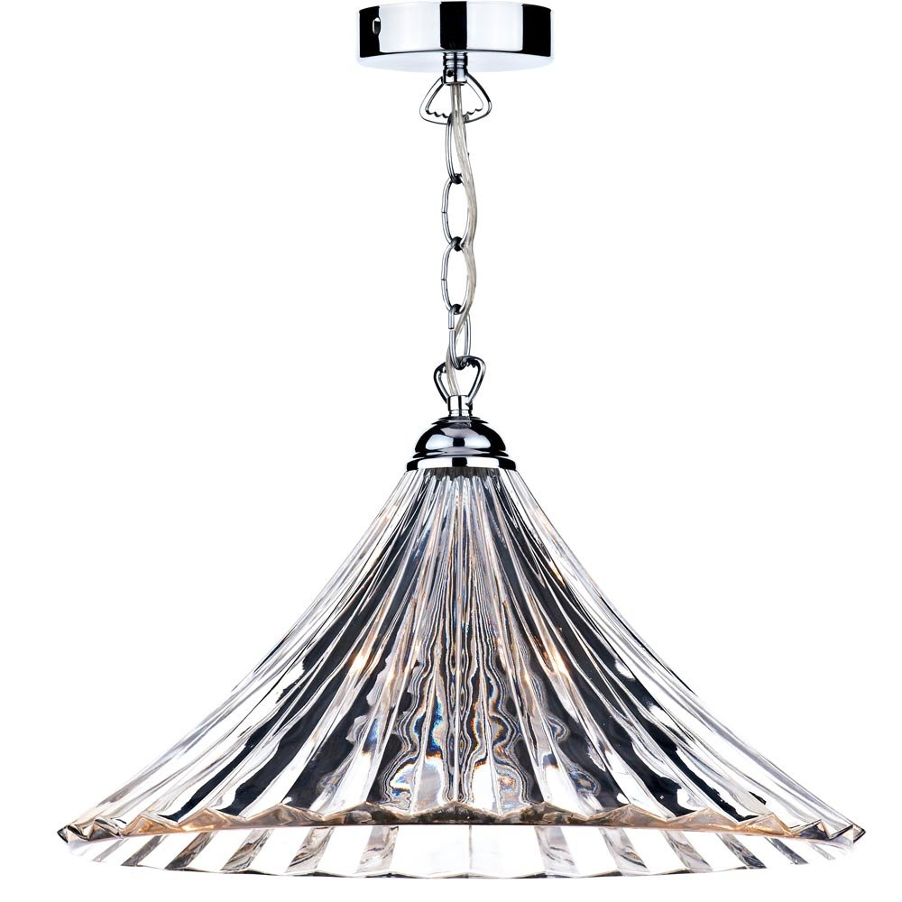 glass pendant ceiling light photo - 1