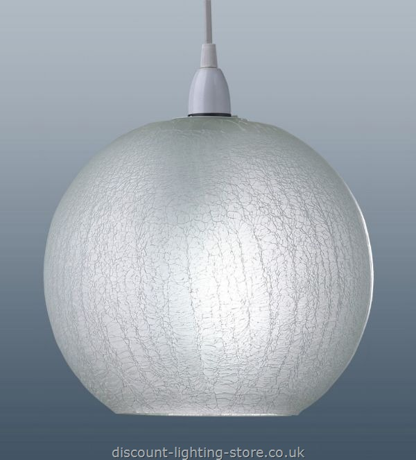 glass pendant ceiling light photo - 5