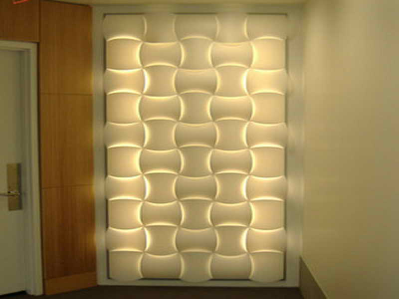 glass wall light photo - 6