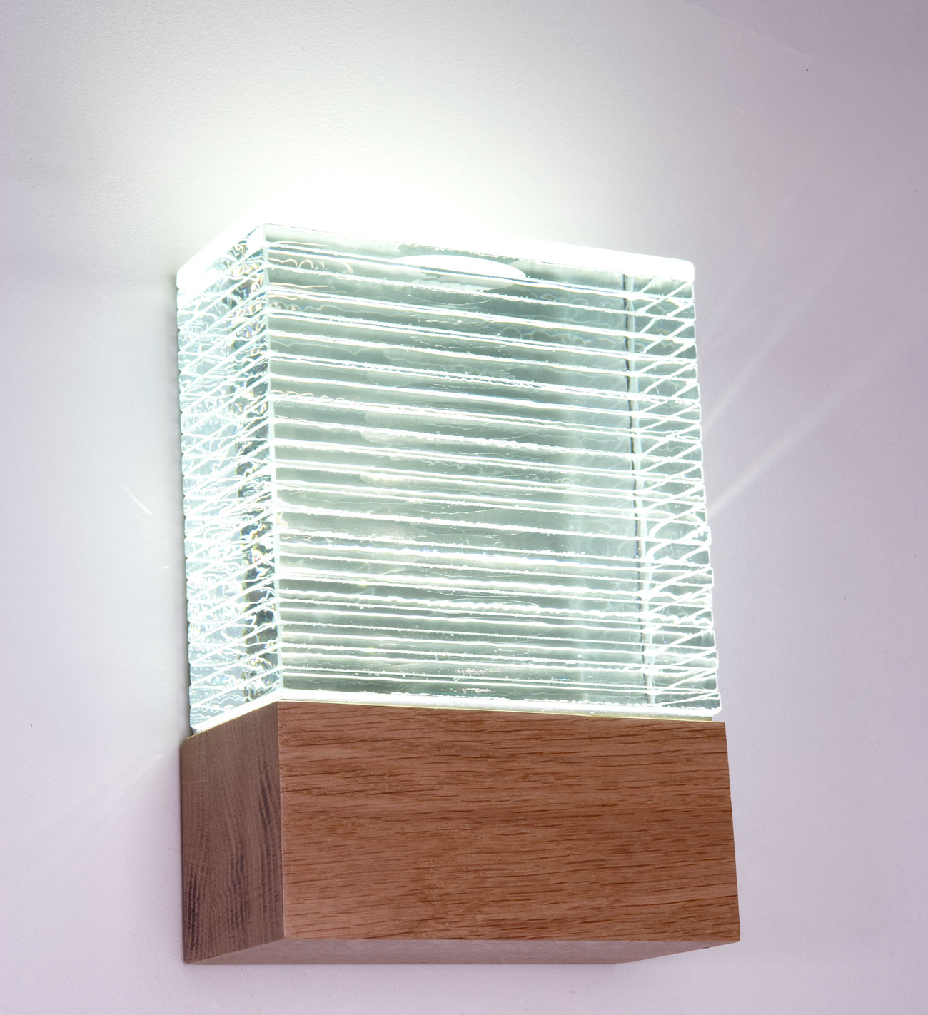 glass wall light photo - 9