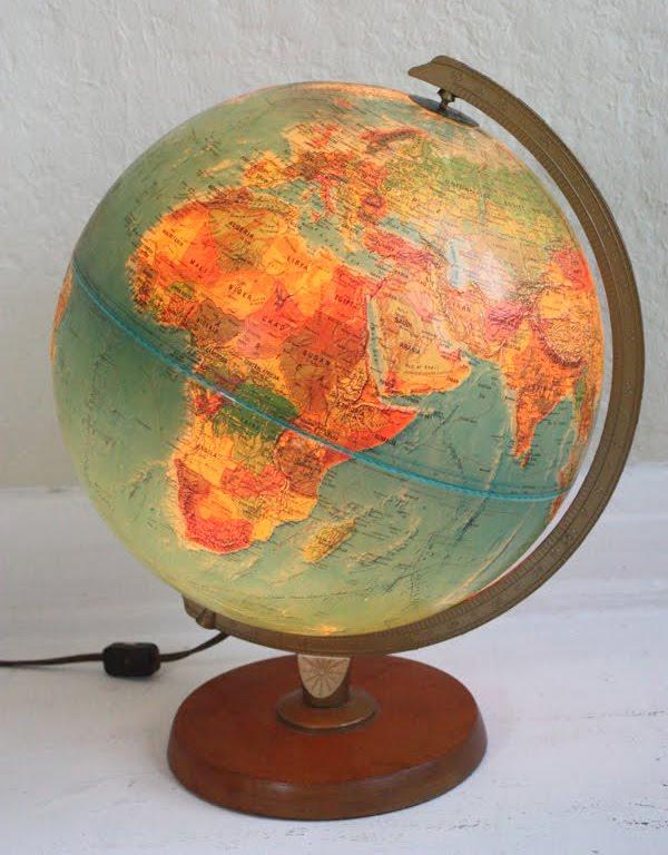 globe lamps photo - 1