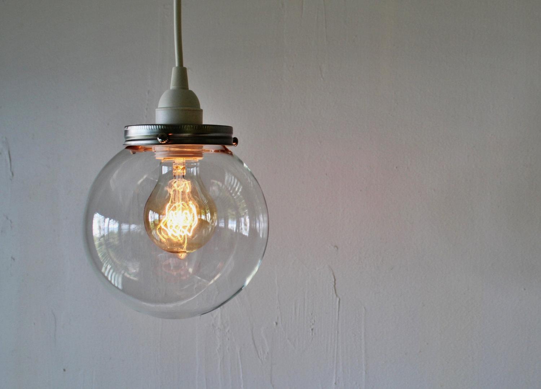 globe lamps photo - 8