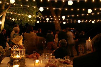 globe light string outdoor photo - 10