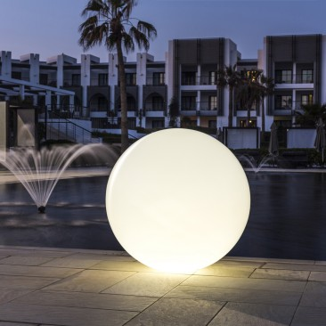 globe outdoor lights photo - 10