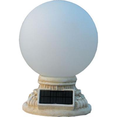 globe solar lights outdoor photo - 5