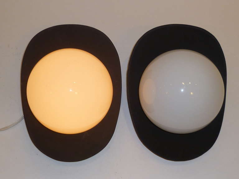 globe wall lights photo - 10