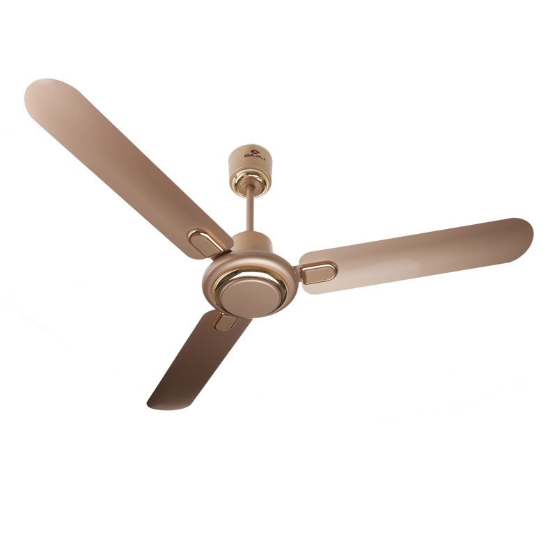 gold ceiling fans photo - 1