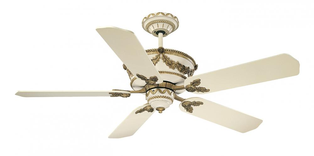 gold ceiling fans photo - 10