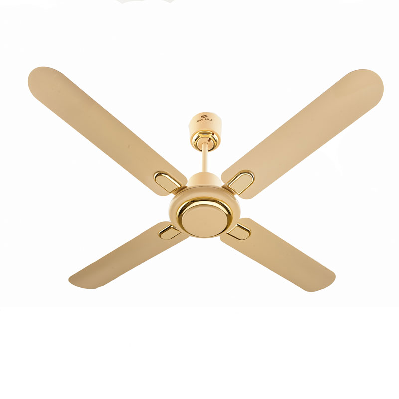 gold ceiling fans photo - 2