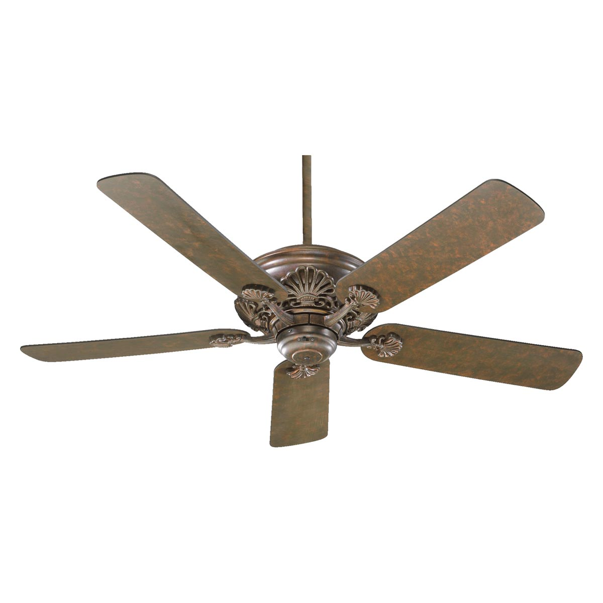 gold ceiling fans photo - 3