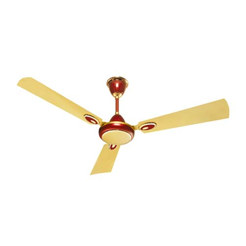 gold ceiling fans photo - 6