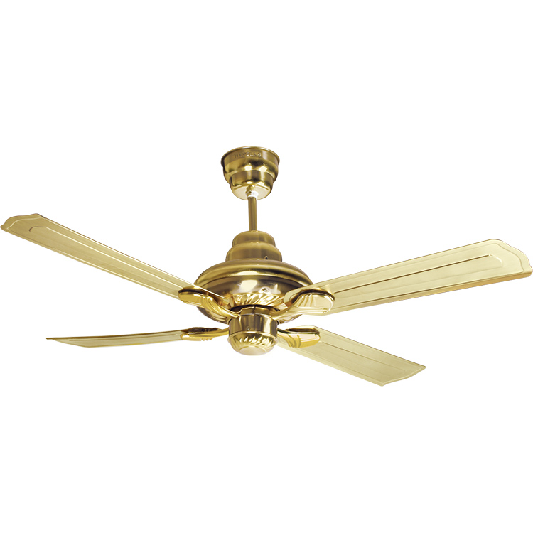 gold ceiling fans photo - 9